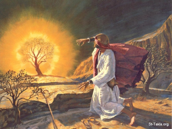 موسي النبي ولوحي الشريعة